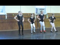 ▶ Tap Dance Moves For Kids: Tap Dance Moves For Kids: The Paradiddle Song - YouTube | dig brush toe heel pattern