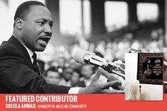 """""""Hate Cannot Drive Out Hate; Only Love Can Do That"""" – Dr. King's Words Still Ring True Today."""