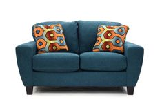 Ashley Furniture Signature Design Sagen Loveseat Sofa Contemporary Style Couch Teal *** Very nice of you to have dropped by to visit our photo. (This is our affiliate link) Loveseat Sofa, Sectional Sofa, Sleeper Sofa, Couches, Living Room Sets, Living Room Furniture, Teal Furniture, Furniture Ideas, Ashley Sofa