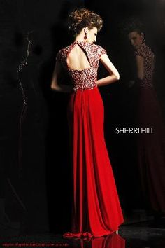 Sherri Hill `2960` Dress - Pastiche Couture 495