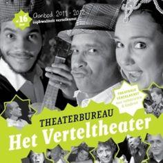 Theaterbureau 'Het Verteltheater' is een impresariaat met 21 vertellers en theatermakers en meer dan 130 voorstellingen en verhalen voor volwassenen en kinderen.   Verteltheater, jeugdtheater en muziektheater.