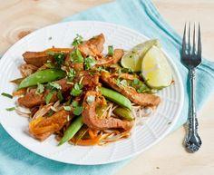 Hoisin Pork Stir Fry | Neighborfoodblog.com
