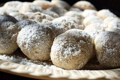 Mexican Wedding Cookies | The Cooking Mom
