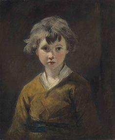 Joshua Reynolds - Edwin, Study of a young boy.jpg