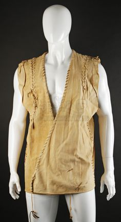 Hercules (Kevin Sorbo) Leather Vest from Hercules