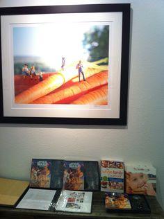 Super Fresh Gallery - One of Matthew Carden's prints