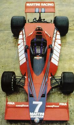 Alfa Romeo Brabham Parmalat - Niki Lauda (1978)