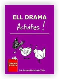 70 drama games that can help students learn the English language!