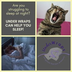 Let us help you have a good nights sleep.  Benefits of weighted products:  Therapeutic Helps with sensory integration Natural calming action Eases muscle tension Promotes the release of serotonin and endorphins Aids in settling disorganisation and hyperactivity by the soothing effects it has on the body Increases feelings of safety and modifies your behaviour The best part? You can try a weighted blanket without fear of practically any side-effects   shelley@underwraps.africa