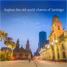 Enter today to WIN a TRIP for 2 to CHILE!  Trip includes return airfare for 2 to Santiago, Chile, 4 days and 3 nights hotel accommodation, a winery and vineyard tour, $600CAD in spending money and a round of golf for 2.