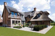 Home Sweet Home » Functionele gezinswoning in landelijke hoevestijl