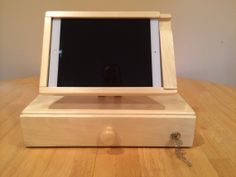 iPad Air / 5 cash register  POS register by SquareWoodProducts, $210.00