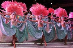 Les Folies Bergere ath the Tropicana Hotel and Casino