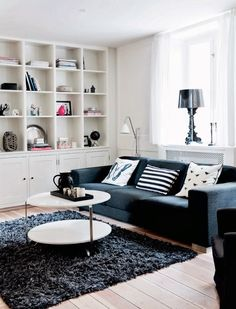 PRIMAVERA EN BLANCO Y NEGRO - Blogs de decoracion