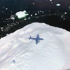 NASA's P-3 Aircraft Flies Over Southeast Greenland - May 09 2017