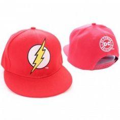 The Flash - Logo casquette - rouge