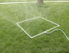 How To Make Your Own Super Fun Water Sprinkler...How To Make Your Own Super Fun Water Sprinkler