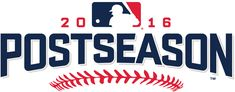 MLB World Series Special Event Logo (2016) - 2016 MLB Postseason Logo