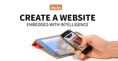 Create your Mobile Website with DudaMobile, Make a Responsive Website with DudaOne or Find out more about DudaPro our professional partner program.