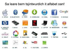 The new Social Media Alphabet