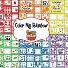 A fun addition to learning centers. Perfect for introducing colors RED, ORANGE, YELLOW, GREEN, BLUE, AND PURPLE. Perfect for review, color recognit...http://www.teacherspayteachers.com/Product/Color-My-Rainbow-6-Color-Centers-Pack-Print2Learn-Color-Series-805801