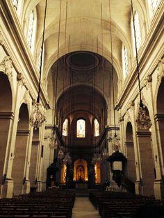 Paroisse Saint Louis - Foto: Arquiteta Cláudia F. Ferreira