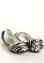 Zebra shoes and I could walk in these!