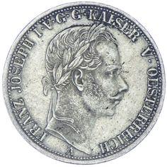 Vereinstaler 1863 A Kaiserreich Franz Joseph I. 1848 - 1916