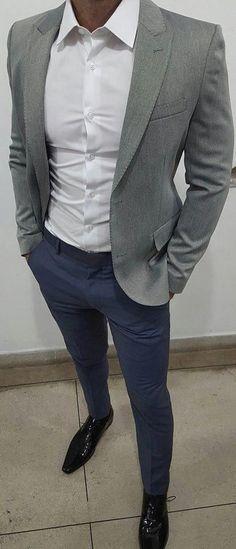 Die 390 besten Bilder von Anzug in 2019 | Männer outfit