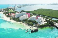 Cancun, Mexico. Grand-Oasis-Palm-The-All-Inclusive-Family-Resort-Hotel-Exterior(1 of 40)