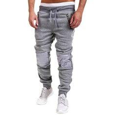 Men's Casual Jogger Dance Sportwear Baggy Harem Pants Slim Trousers... ($13) ❤ liked on Polyvore featuring men's fashion, men's clothing, men's activewear, men's activewear pants, mens activewear, mens slim sweatpants, mens sweat pants, mens activewear pants and mens jogger sweatpants