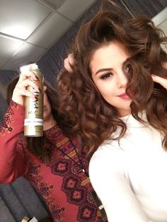 Can't believe it's almost time for #RevivalTour! Getting ready for my 1st show with Pantene. #StrongIsBeautiful