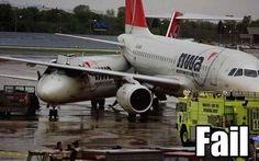 plane fail...