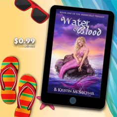 Water and Blood is on sale for a limited time! #kindleunlimited  http://bkmc.me/waterandblood