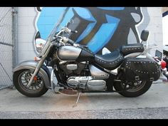 A new video about Saddlebags has been posted at http://motorcycles.classiccruiser.com/saddlebags/2007-suzuki-boulevard-c50t-vl800-motorcycle-for-sale/