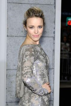 Rachel McAdams teaches us how to live life. YESSS.
