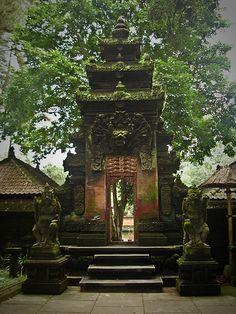 Tampak Siring Temple /holy spring water temple, Bali Indonesia