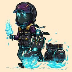 #Dota2 inside that cold, dreadful exterior, is abaddon, a misunderstood young fellow who just wants to help, and share a piece of his MistInc™ Fros...