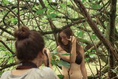 aLagarta 15 | Se deixar sentir é pra quem tem coragem.   #emag #magazine #makingof #photoshoot #beauty #wild #brave #photography