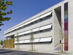 Bürogebäude in Luxemburg