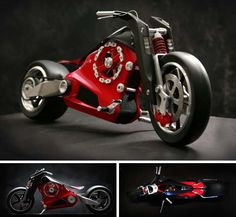 Concept Motorcycles: 20 Bad-Ass Bikes To Hope Get Built | WebUrbanist
