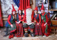 Santa Claus | Santa Claus main post office in the Santa Claus Village in Lapland ...