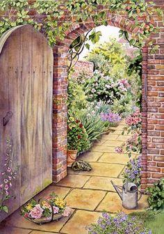 garden_door_trug_cat3 (397x566, 73Kb)