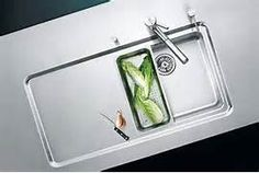 Kitchen Sink Designs, Styles and Ideas. Stainless Steel Sinks