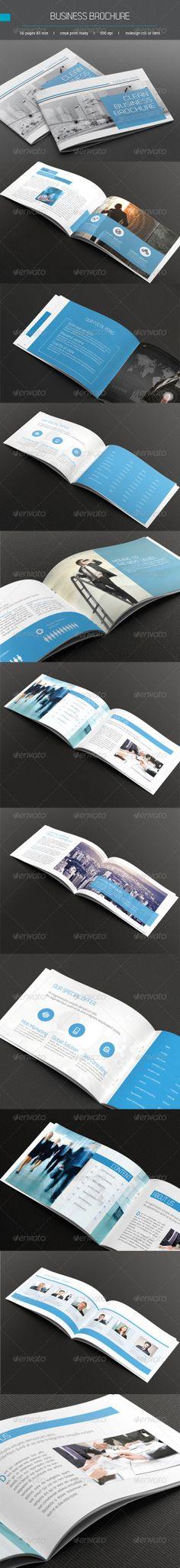 Business Brochure A5