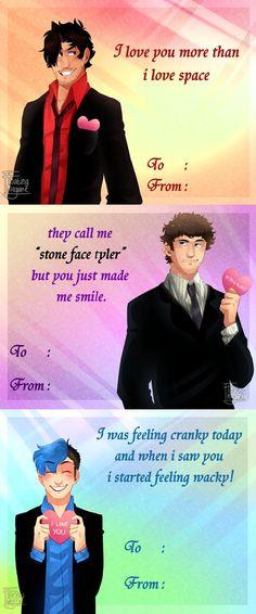 Teamiplier - Valentine Card by FloatingMegane-san.deviantart.com on @DeviantArt