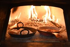 Bushman Wood Fired Oven cooking at www.mannafromdevon.com Click image for more info #woodfiredoven #devon