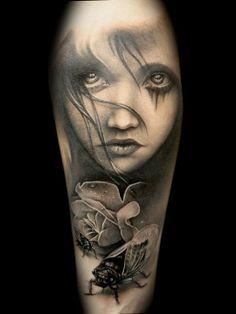 Demon Tattoos #art #ink #tattoo