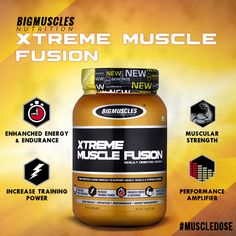 Surprise #GYMFriends with your #PowerfulTraining routine as #XtremeMuscleFusion pumps extra muscular strength & energy no other supplement can match! Sparkle at the #GYM today! http://bit.ly/2kiwU1y