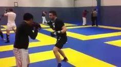 eks arts martiaux - YouTube